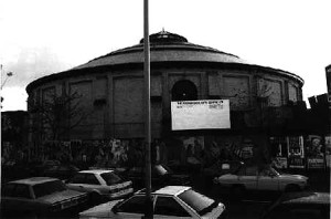roundhouse-1960er Jahre