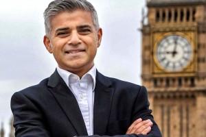 Sadiq Khan Londons neuer Bürgermeister